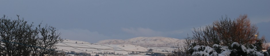 My Lake District Snow View
