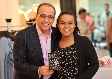 Theo Paphitis And Ms Moem