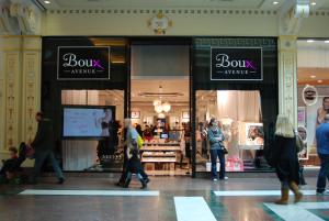 boux avenue store trafford centre