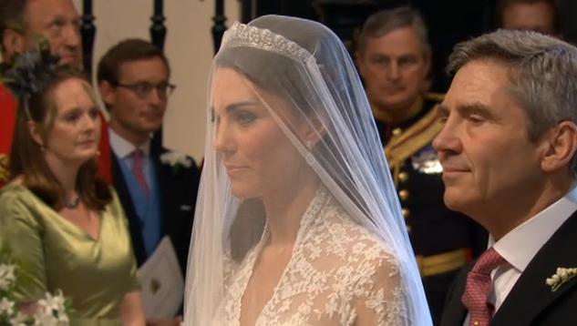 catherine middleton royal wedding