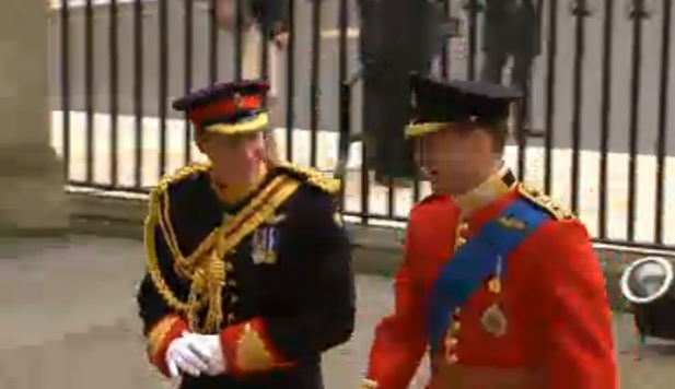 william and harry royal wedding