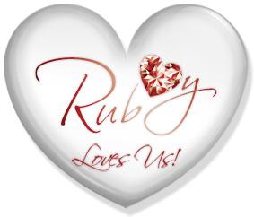 Ruby Loves Us