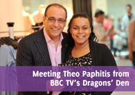 meeting dragons den star theo paphitis