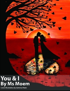 You & I Book by Ms Moem - Cover Illustration Gemma Plater