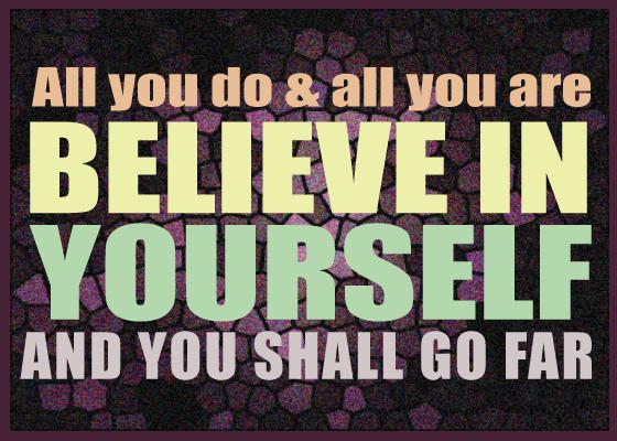 You Shall Go Far