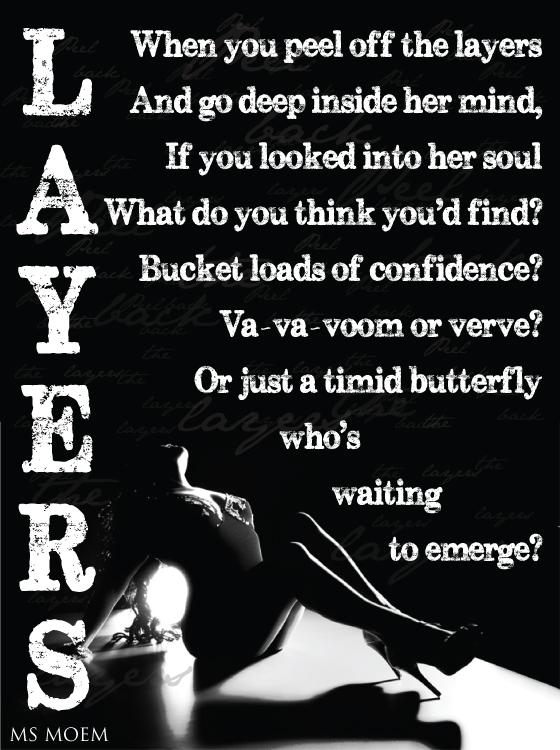 layers poem