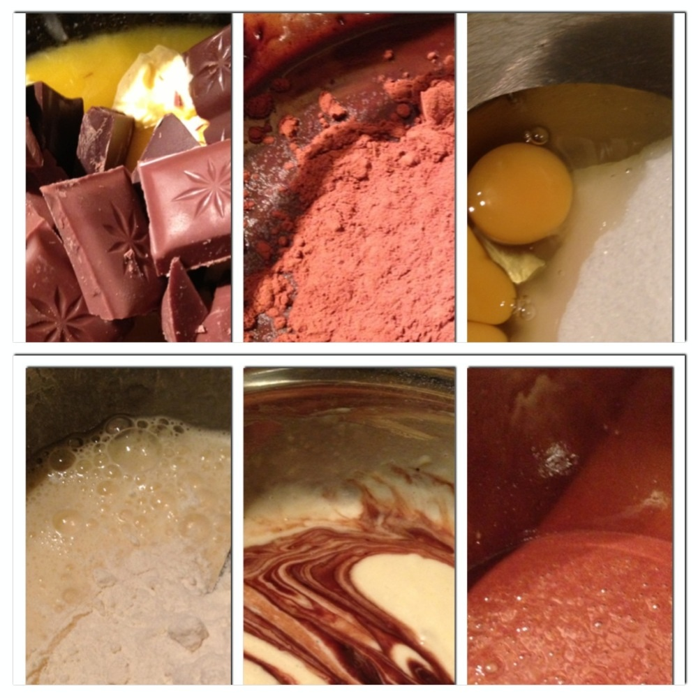 6 steps to the perfect brownies