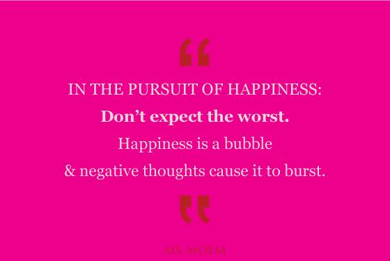 happy bubble poem quote | ms moem