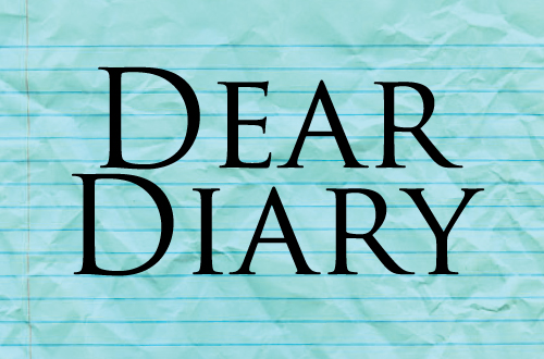 How To Keep A Diary