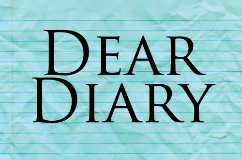 Dear Diary - How To Keep A Diary