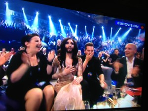 Conchita, Eurovision 2014 winner