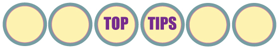 100 BLOGS TOP TIPS