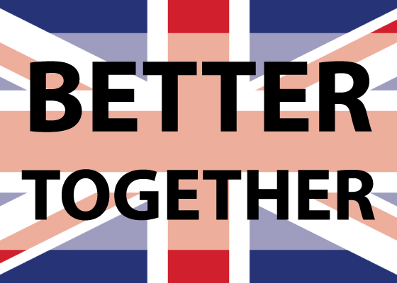 better together - scotland votes to stay in the united kingdom