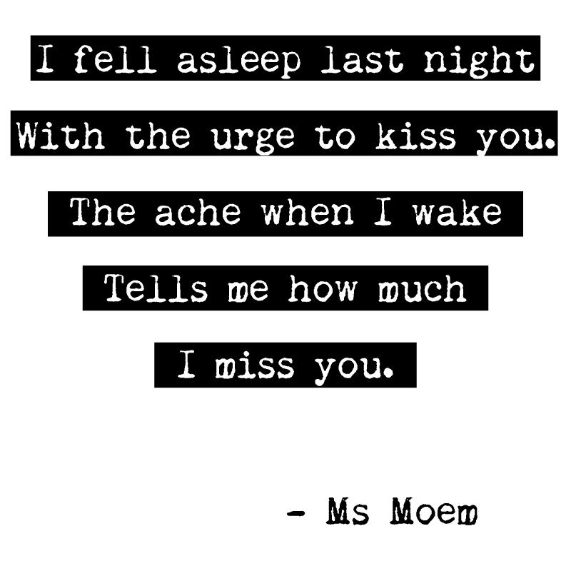 lost love - micro poem