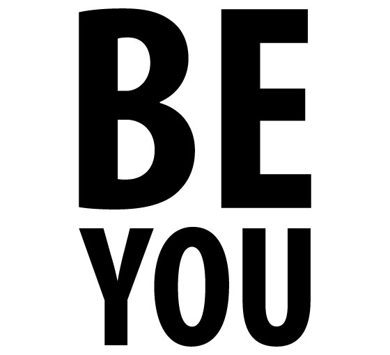 be you - poem quote Ms Moem